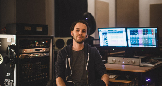 Mixing Engineer - Logan Christian