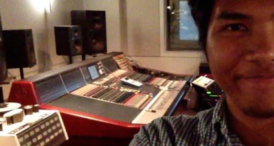 Recording, Mixing, Mastering - Sutan Antonius
