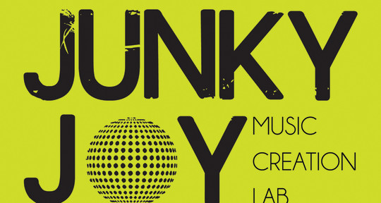 Music Producer - Junky Joy - Music Creation LAB