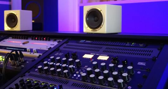 Creative Analog Mastering  - Leftright Audio - Mastering & Mixing