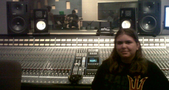 Recording Engineer - Natalie