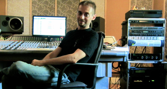 Mixing and Mastering Engineer - Sergio Paoletti