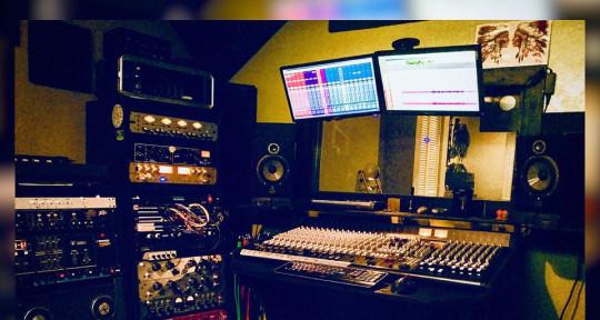 Photo of Jake @ Levitation Recording