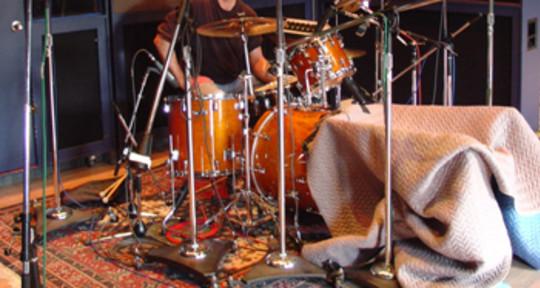 World Class Drum e-Tracking!  - e-studio-drummer