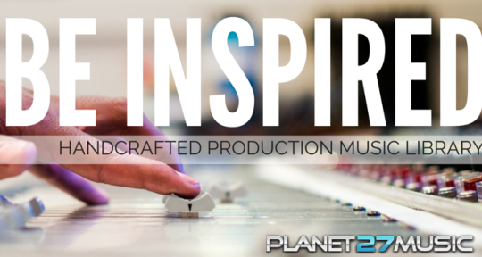Composer, Sound Design, Mixing - Phil S. / Planet27Music