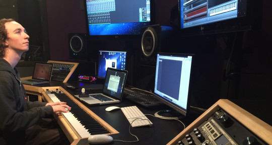 Mixing/ Composing - Alexander Mayer