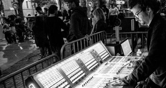 Recording, mixing, leading - Flavien VAN LANDUYT