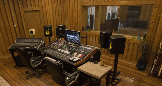 Recording Mixing and Mastering - PonderRosa Studios