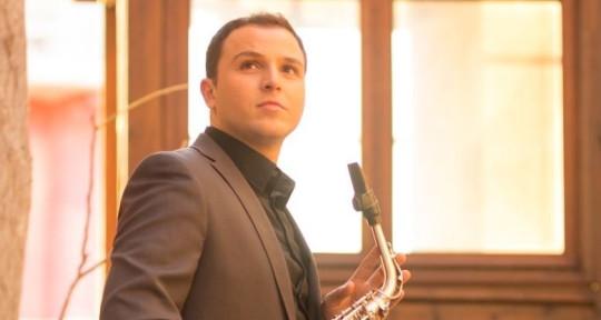 session saxophonist - dor assaraf