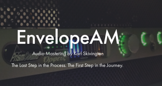 Audio Mastering - EnvelopeAM