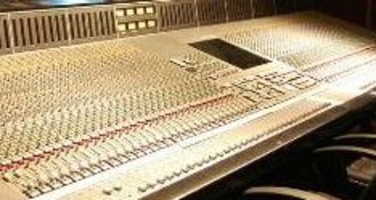 Mix Engineer  - Charles Curtis
