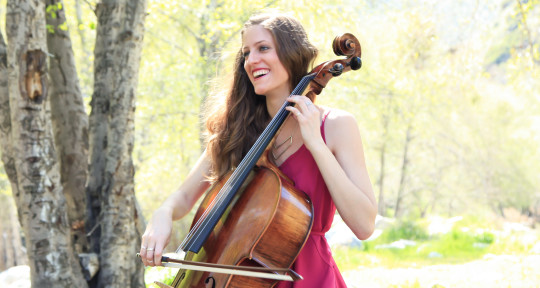 Session Cellist, Singer - Suzannah Wilson
