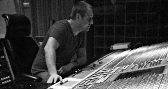 Record, Edit, Mix, Master - James McDougall