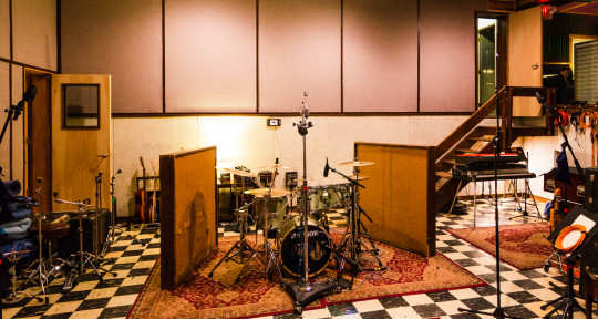 Recording Studio - Dimension Sound Studios