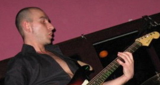 Session Guitarist  - Christian Zezza