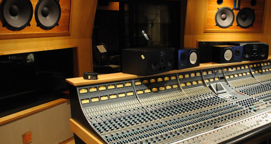Mixing & Mastering - The Music Studio