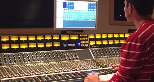Mixing & Mastering - Black Fossil Studio