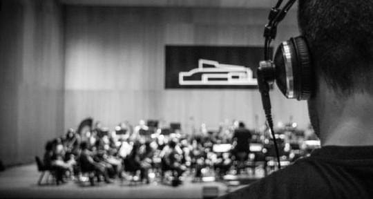 Audio Producer and Mixer - Ivan Garrido
