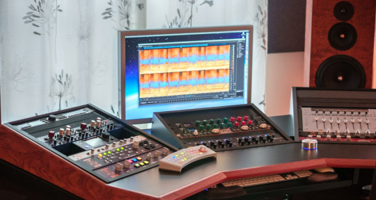 Photo of Vocal Mastering