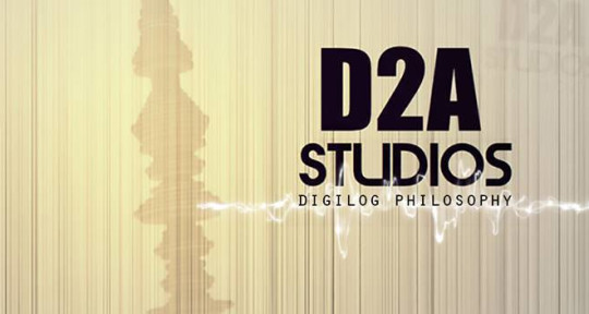 Recording Studio / Producer - D2A Studios