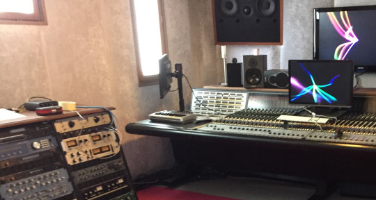 Recording Studio - Music Prod - MC Image