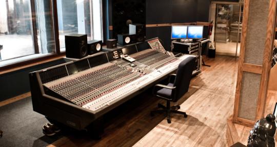 Recording Studio Complex - Parr Street Studios