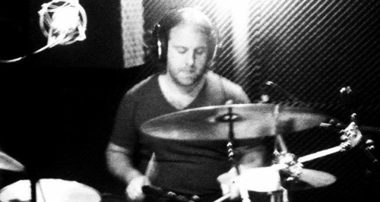 Session drummer - Ben Scott