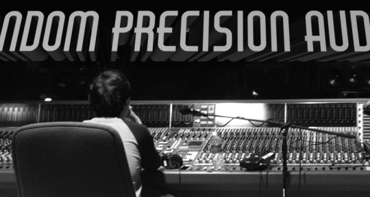Recording, Mixing & Mastering - Random Precision Audio