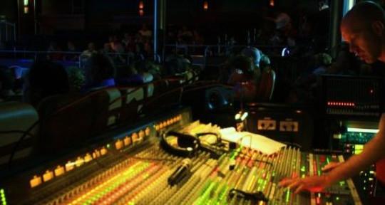 Recording & FOH Engineer - Johann Nepgen