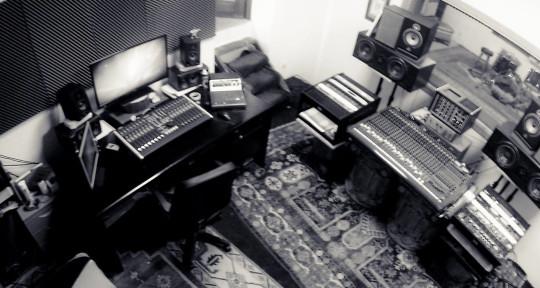 Recording Studio, Remote Mixes - Eduardo / Cabral Estudios