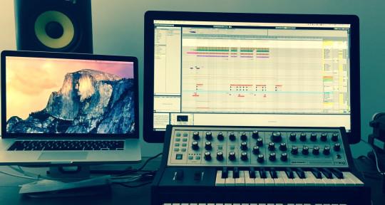 Music Producer, Mixer - Alex Sharp