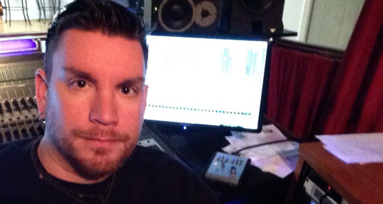 Record Producer, Mix/Mastering - David Masters - Producer/Audio Engineer