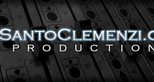 Mixing & Mastering, Bassist - Santo Clemenzi