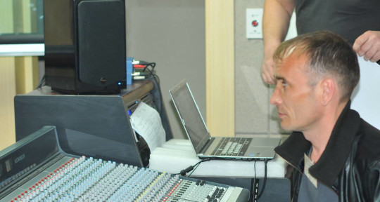 sound engineer, arranger, comp - Yuriy Eliseev