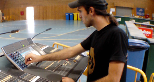 Venue Technician - Arnau Pro Audio