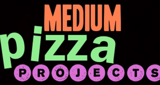 Photo of MEDIUM PIZZA PROJECTS