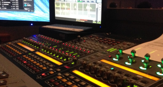Mixing Mastering Location - Signalflo Studios - Mix/Master