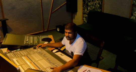 Audio Mixing Engineer - Kaz