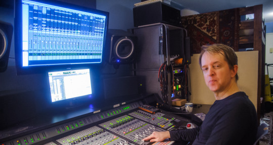 Mixing, Production, Recording - John Siket