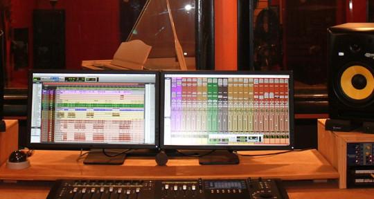 Composer, Recording Studio - Michael Engesser