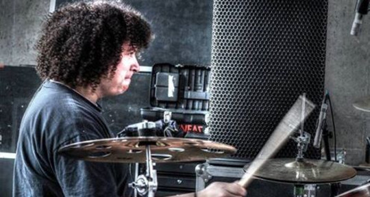 Session Drummer  - Leonel Rojas Alvarez