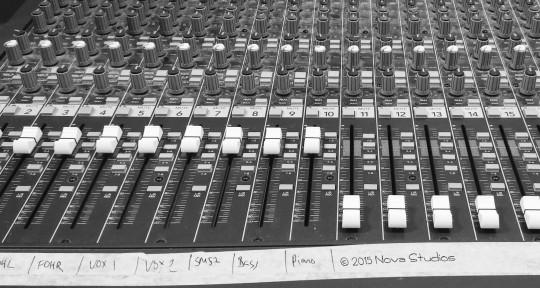 Recording, Mixing & Mastering - Nova Studios