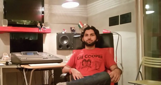 Sound Engineer,EMP,Guitarist - Ishwar Dwivedi