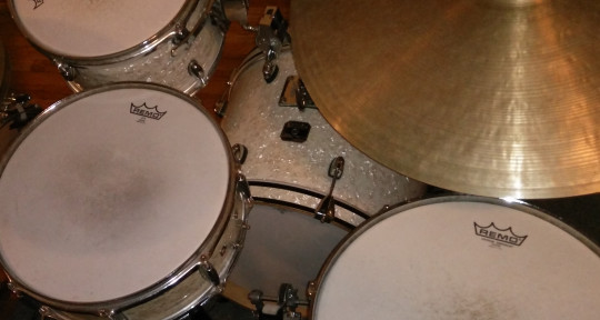 Session Drummer/Percussionist - Blair Milne