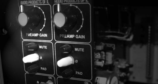 Recording / Mixing / Mastering Studio - Prototape Productions