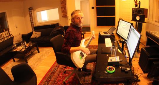 Producing, mixing, mastering - Hansen Studios