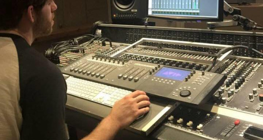 Mixing & Mastering/Production - Alec Jackson