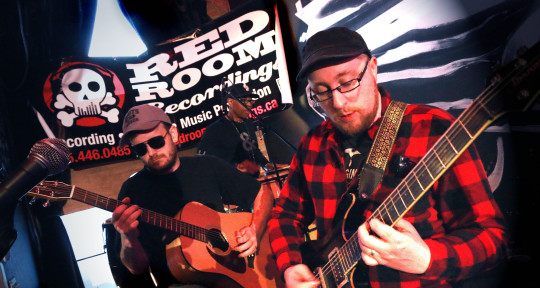 Recording Mixing & Production - Red Room Recordings