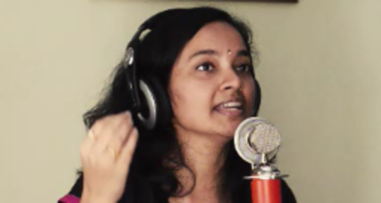 Female Vocalist - Priya