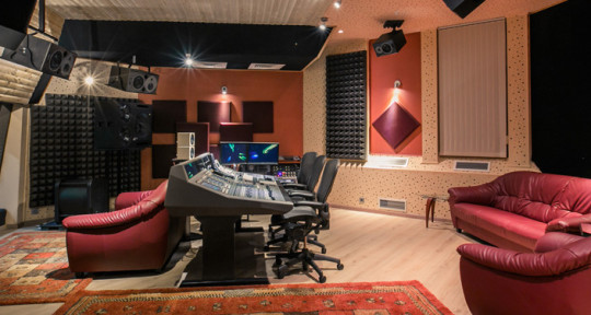 Recording,Production,Mastering - Ines Studios